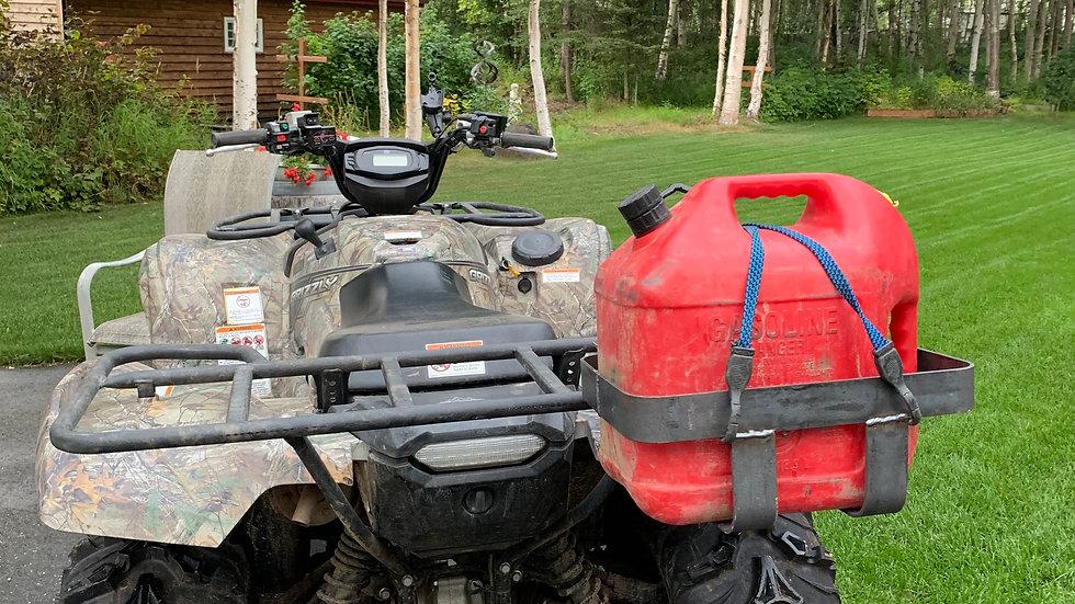 ATV Fuel/Water Carrier