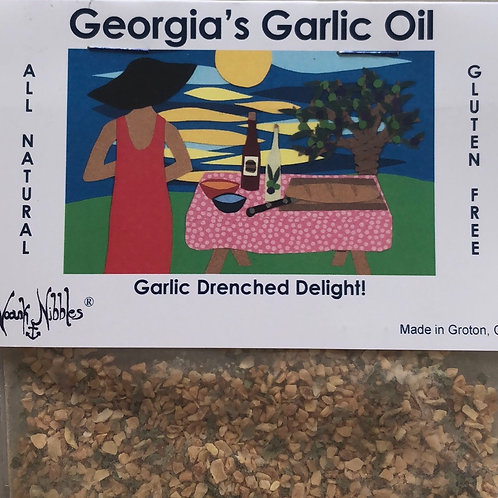 Georgia's Garlic Oil