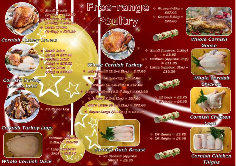 TLCP Xmas Food Brochure 2020 - Page 2