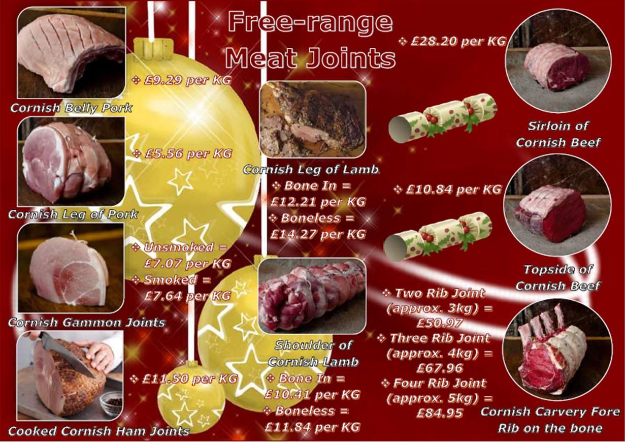 TLCP Xmas Food Brochure 2020 - Page 3