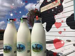 Treleague Bottled Milk