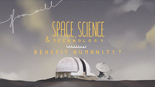 graphisme Audrey Hess animation art space spaceart