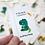 Thumbnail: Pin's fait-main: tyrannosaure