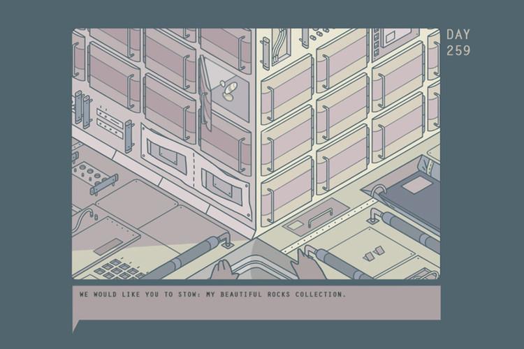 derive jeu vidéo Audrey Hess screenshot