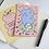 Thumbnail: Illustration - fenêtre / vase