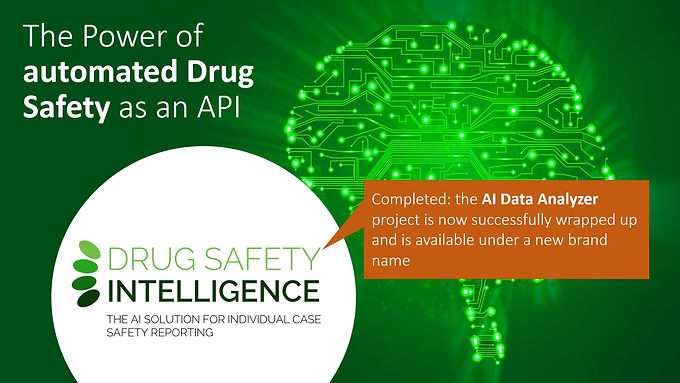 The power of automated drug safety as an API