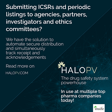 Submitting  ICSRs and periodic listings to agencies, partners, investigators and ethics committees?