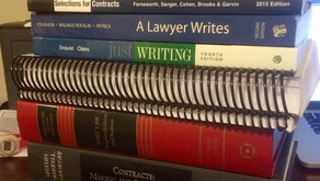 Some (unsolicited) advice for law students