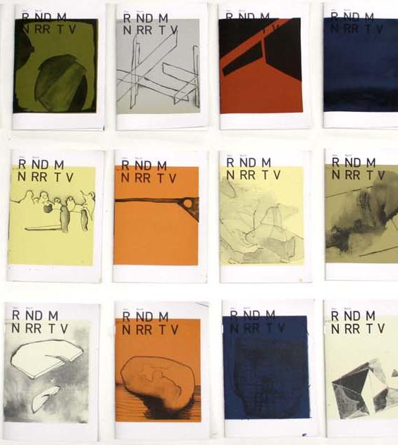 """RNDM NRRTV"" 30 different covers"