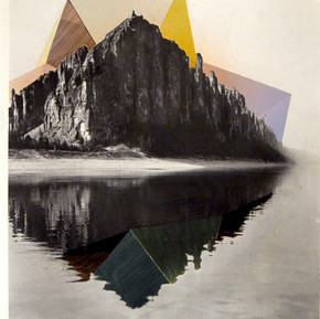 SUBVERSIVE LANDSCHAFT PAINTINGS