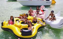 miami360 bachelorette boat party