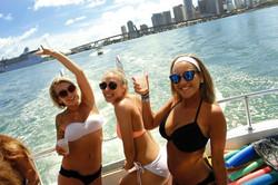 miam sea party