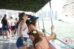 miami360 sea party