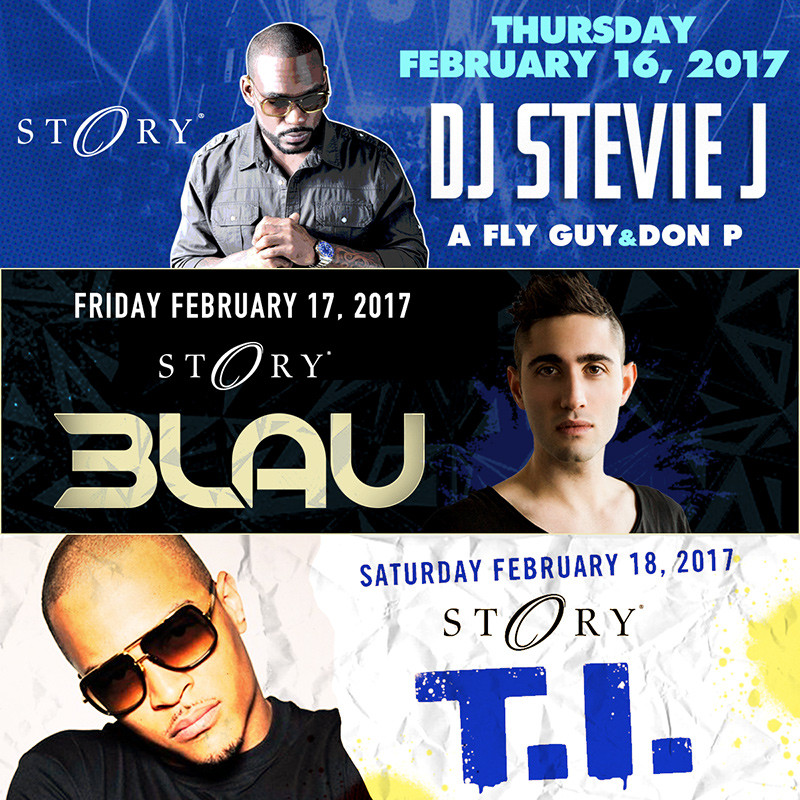 Contact Us for the Best Party at Club Story Miami