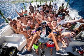 miami party boat