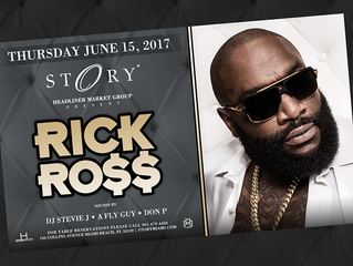 Club story tickets for rick Ross