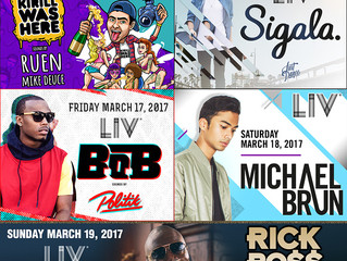 Club LIV Miami | VIP Party Package Tickets