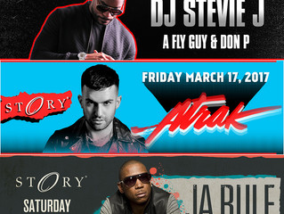 Club Story VIP Party Package Miami360