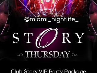 Story Miami Tonight join us at club Story | Story Miami