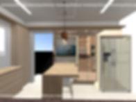 projeto interiores cozinha
