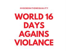 #16daysagainsviolence