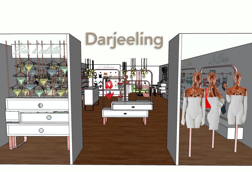 Concept Darjeeling