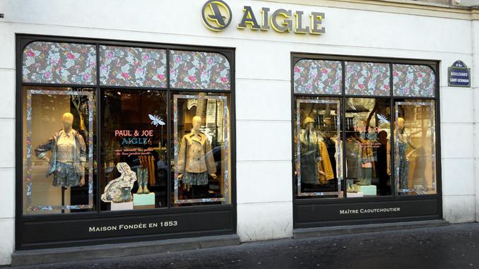 PAUL & JOE X AIGLE