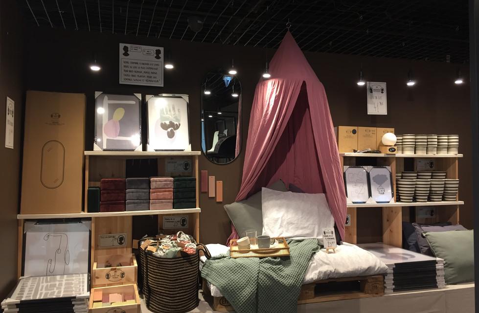 Thème boudoir