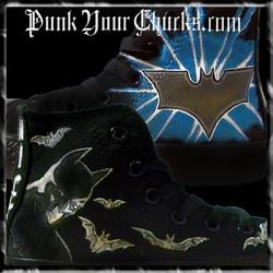 Batman High Chucks main