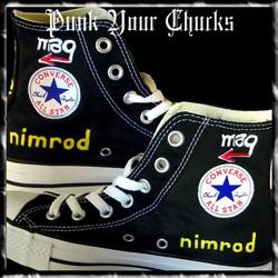 Green Day NIMROD inside