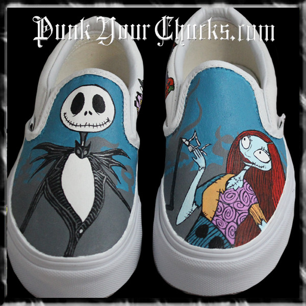 Nightmare Before Christmas VANS Main
