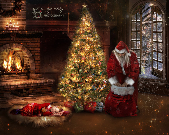 Christmas Waiting for Santa