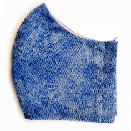 Batik Pattern in Blue