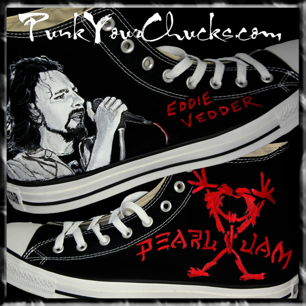 Eddie Vedder Pearl Jam Design 1 main