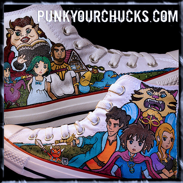 Ni No Kuni high chucks main