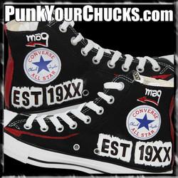 MGK High Chucks insides