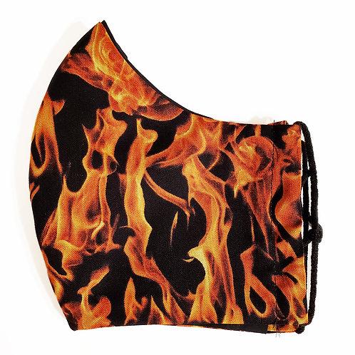 Harley Davidson Flames