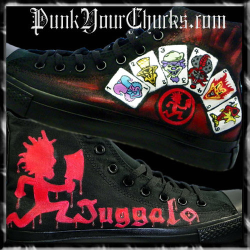 Insane Clown Posse High Chucks main