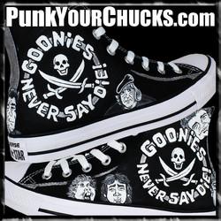 Goonies high Chucks main