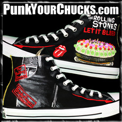 Rolling Stones High Chucks Main
