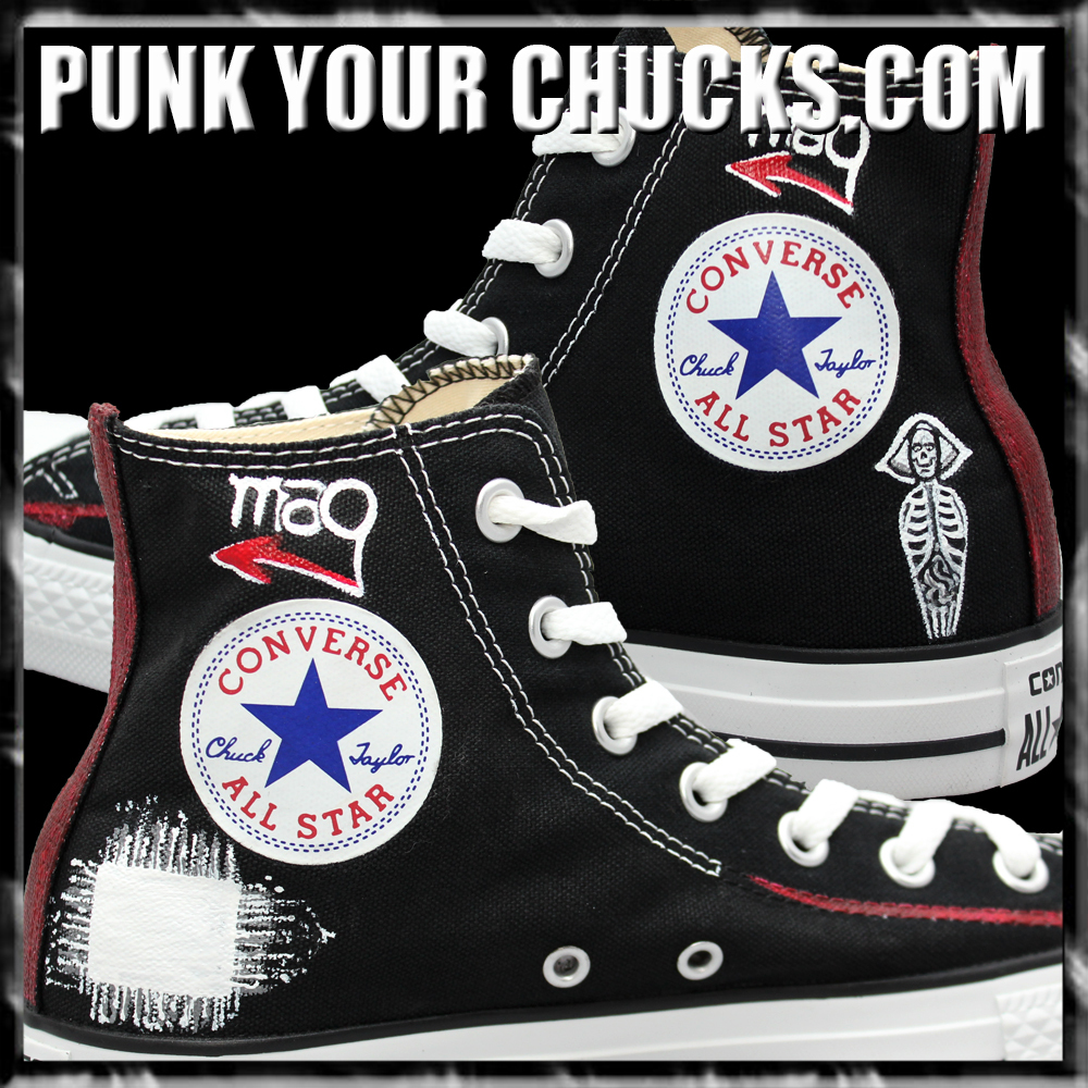 Tool DESIGN 2 High Chucks insides