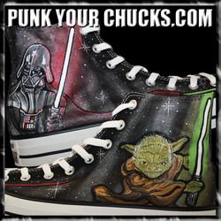 Star Wars DV and Yoda Design 1 Main