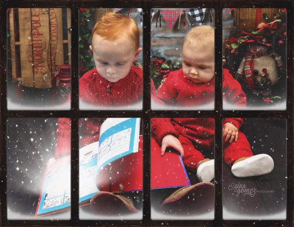 Christmas Glow Book