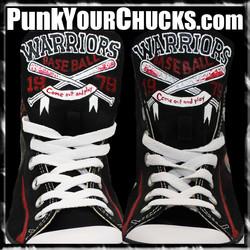 The Warriors High Chucks Tongues