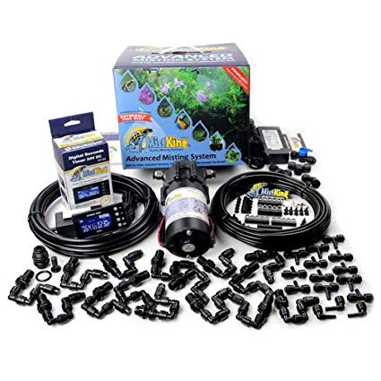 MistKing Advanced Misting System...the BEST misting system available...PERIOD!