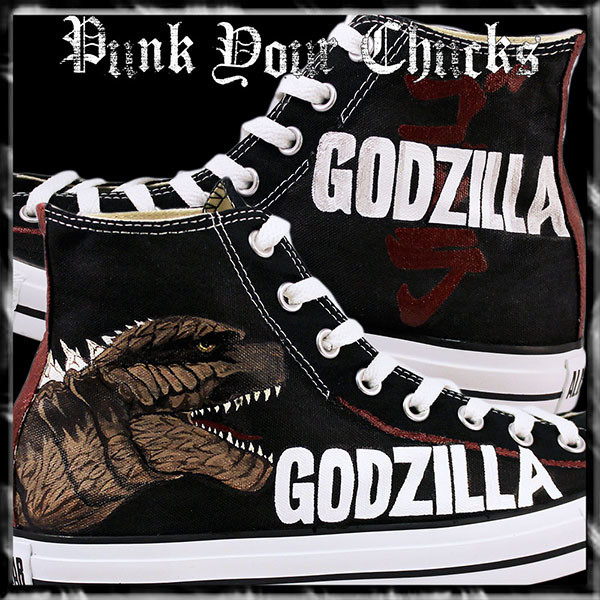 Godzilla High Chucks main