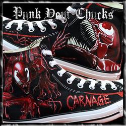Carnage High Chucks main