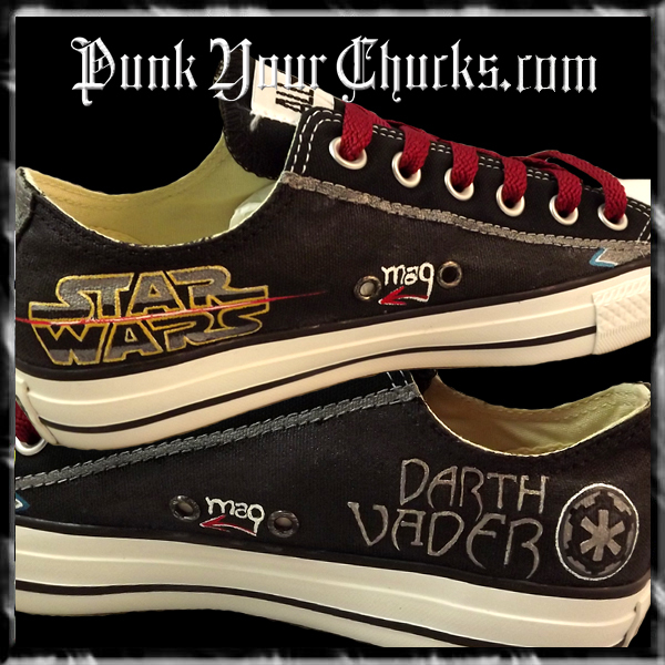 Star Wars Darth Vader LOW Design 5 insid