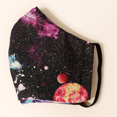 Space with Glitter