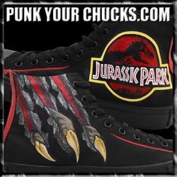 Jurassic Park High Chucks main
